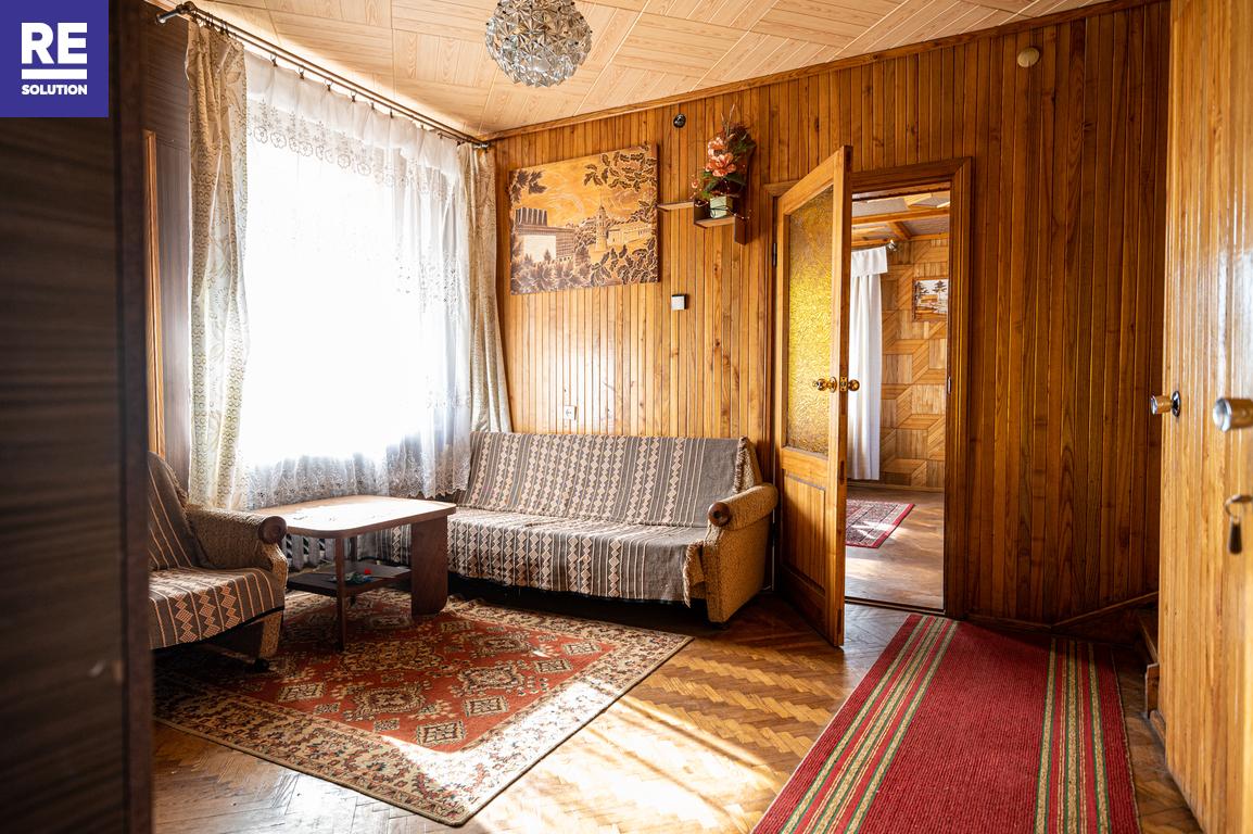 Parduodamas namas Gedimino g., Rokiškyje, 189 kv.m ploto nuotrauka nr. 1