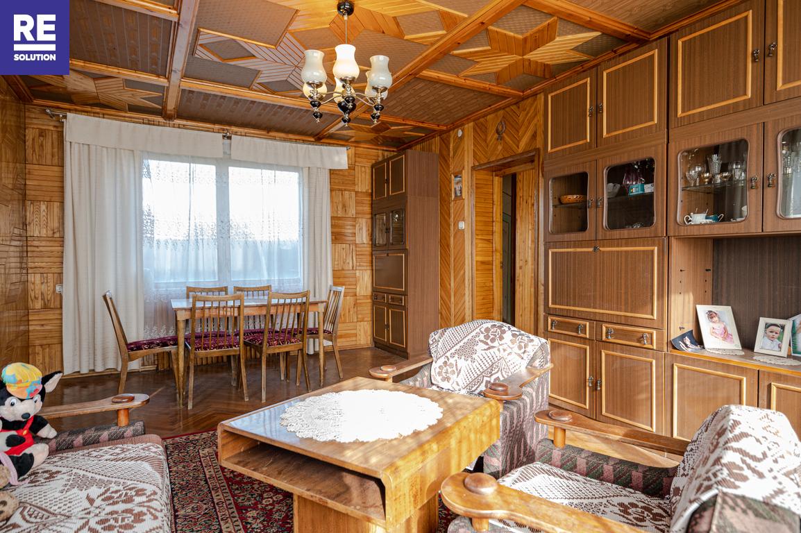 Parduodamas namas Gedimino g., Rokiškyje, 189 kv.m ploto nuotrauka nr. 4