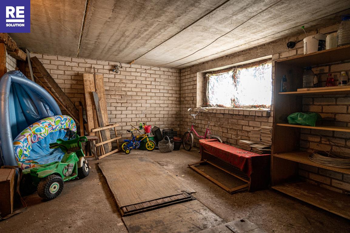Parduodamas namas Gedimino g., Rokiškyje, 189 kv.m ploto nuotrauka nr. 8