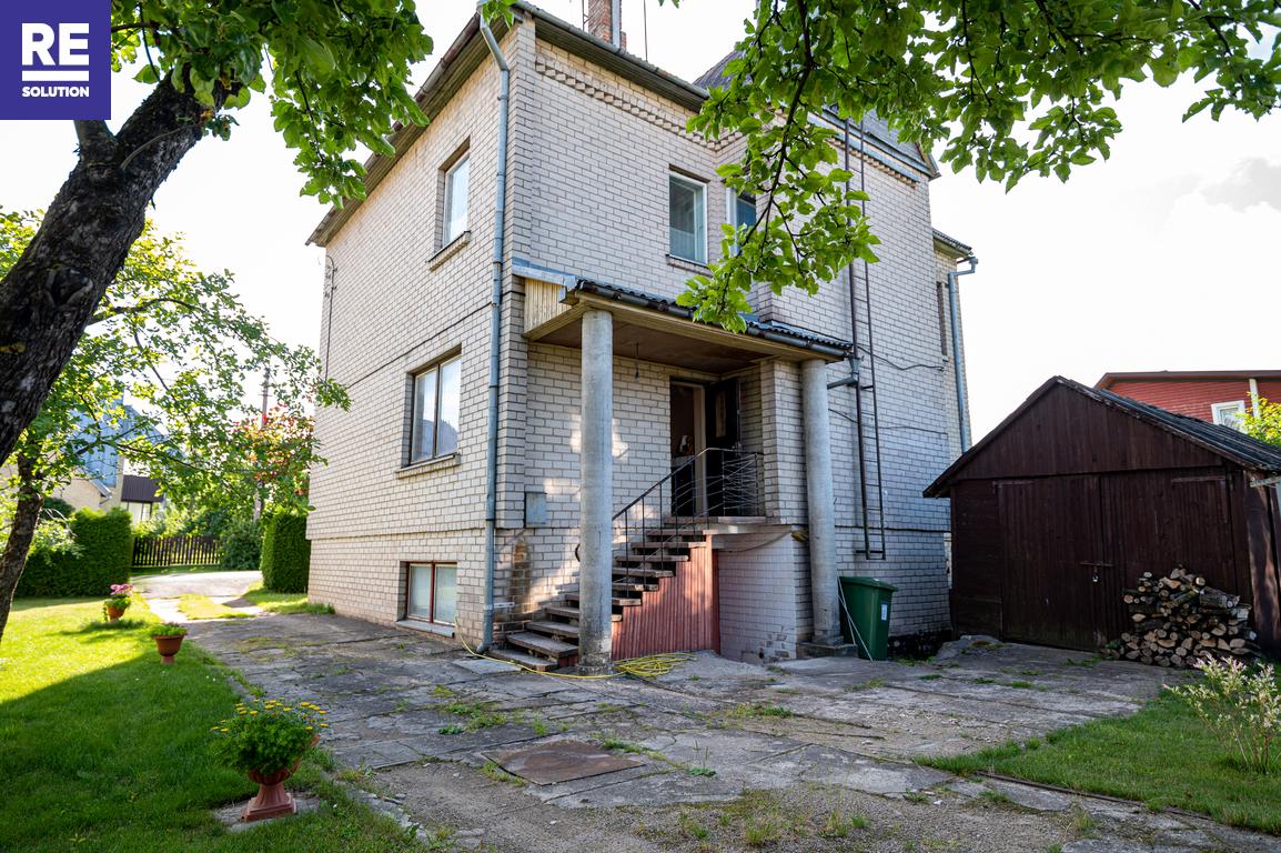 Parduodamas namas Gedimino g., Rokiškyje, 189 kv.m ploto nuotrauka nr. 17