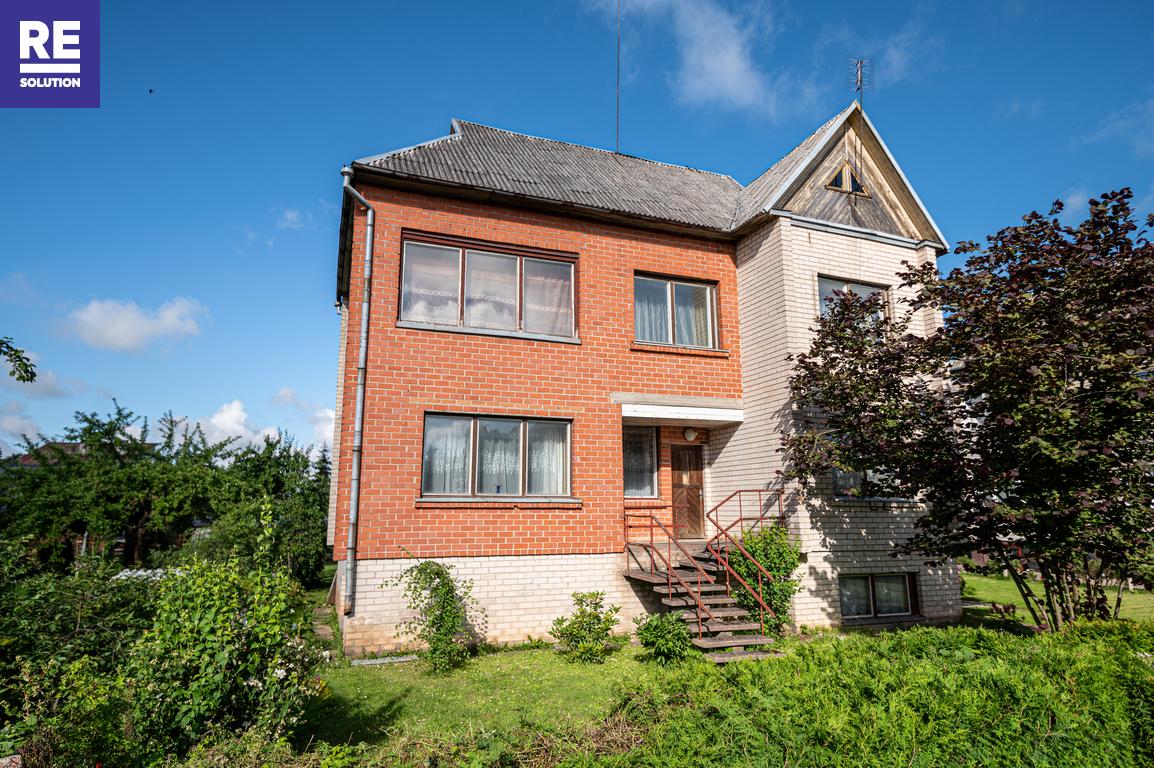 Parduodamas namas Gedimino g., Rokiškyje, 189 kv.m ploto nuotrauka nr. 20