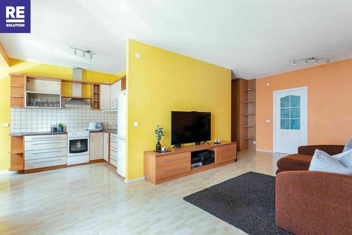 Parduodamas butas Liudviko Zamenhofo g., Fabijoniškėse, Vilniuje, 68.57 kv.m ploto nuotrauka nr. 2