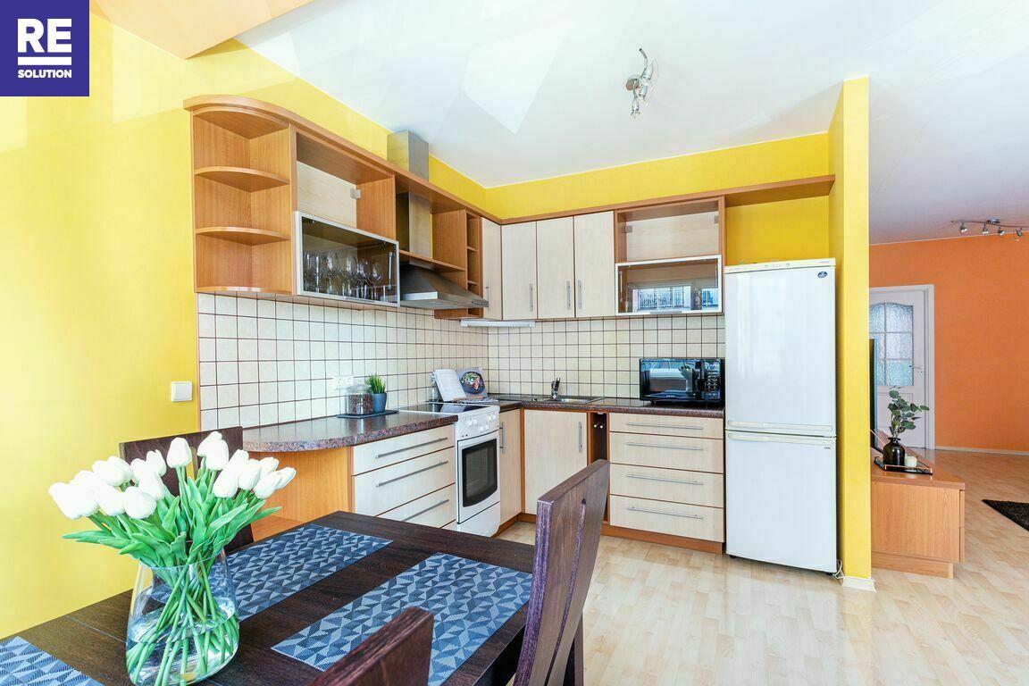 Parduodamas butas Liudviko Zamenhofo g., Fabijoniškėse, Vilniuje, 68.57 kv.m ploto nuotrauka nr. 5