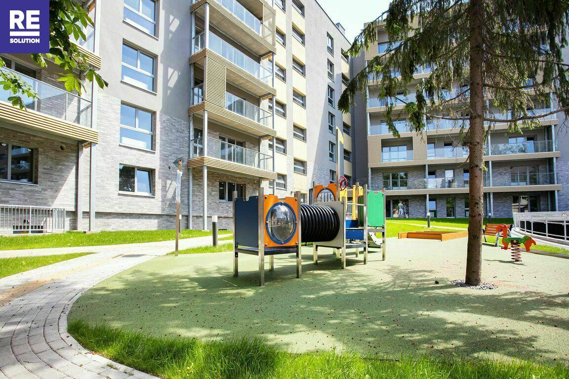 Parduodamas 3-jų kambarių butas Antakalnyje, 67 kv.m ploto nuotrauka nr. 2