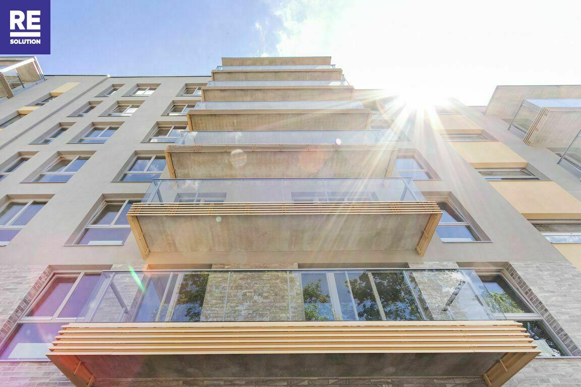 Parduodamas 3-jų kambarių butas Antakalnyje, 67 kv.m ploto nuotrauka nr. 10