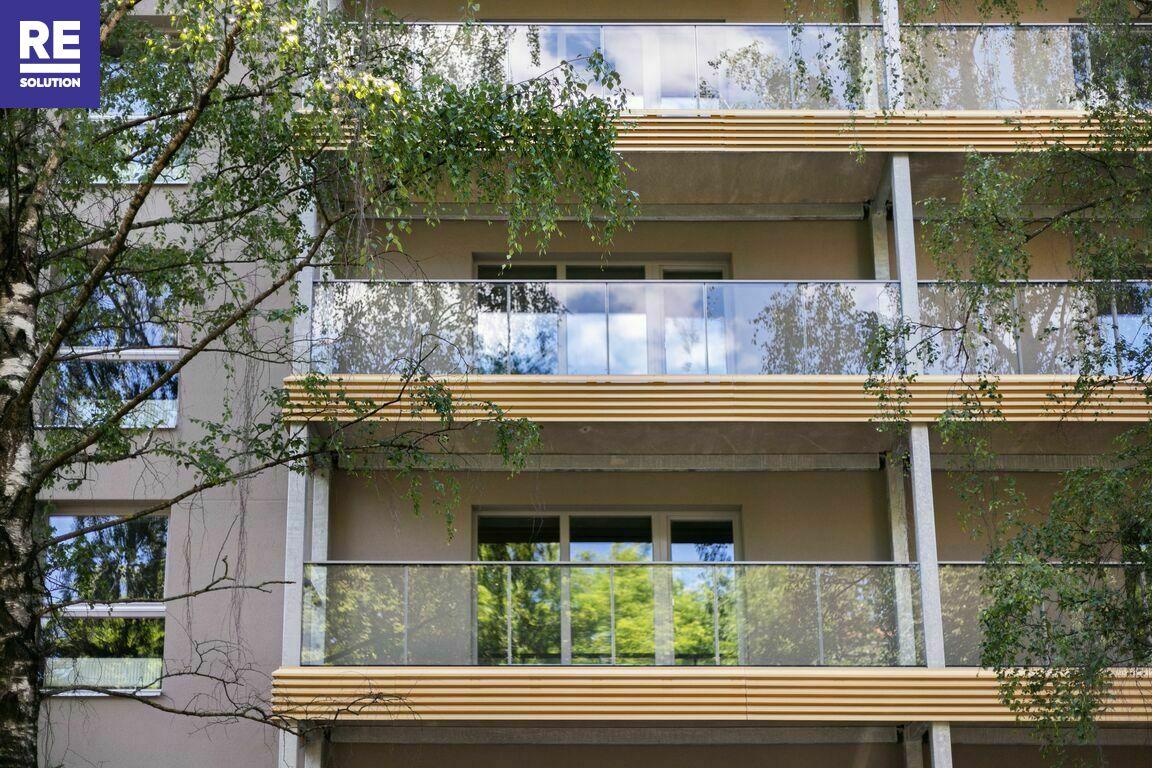 Parduodamas 3-jų kambarių butas Antakalnyje, 67 kv.m ploto nuotrauka nr. 14