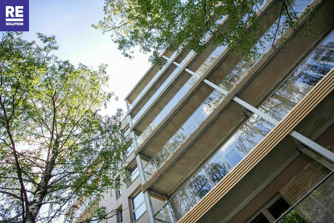 Parduodamas 3-jų kambarių butas Antakalnyje, 67 kv.m ploto nuotrauka nr. 15