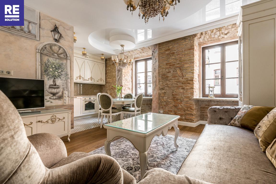 Parduodamas 2 kambarių butas Užupio g., Vilniuje nuotrauka nr. 3