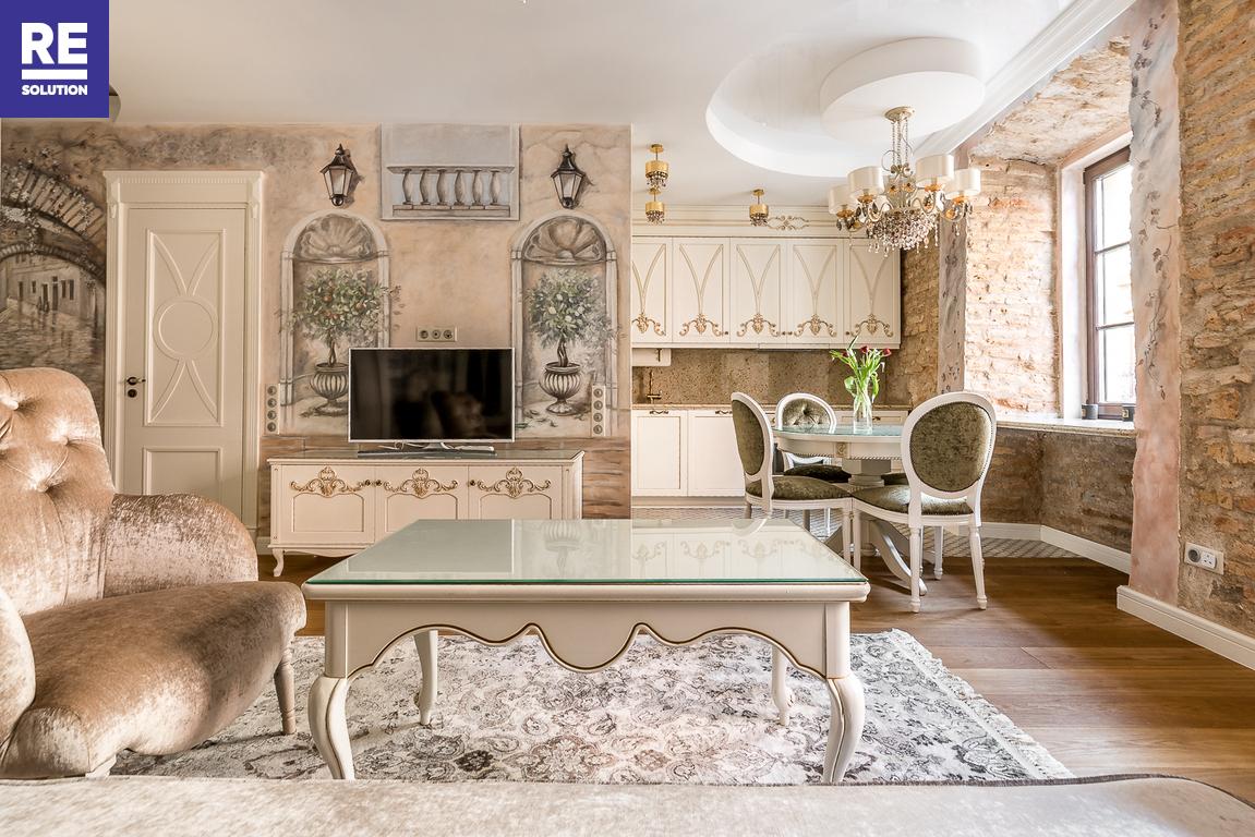 Parduodamas 2 kambarių butas Užupio g., Vilniuje nuotrauka nr. 1
