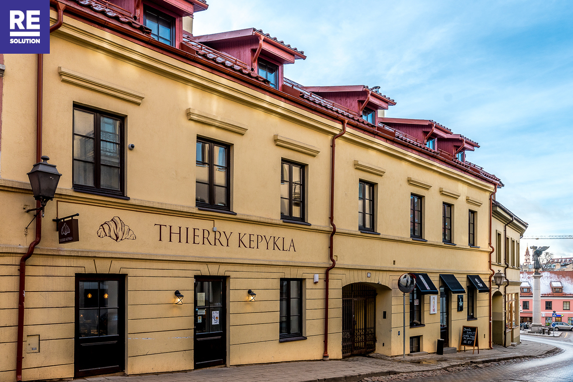 Parduodamas 2 kambarių butas Užupio g., Vilniuje nuotrauka nr. 19