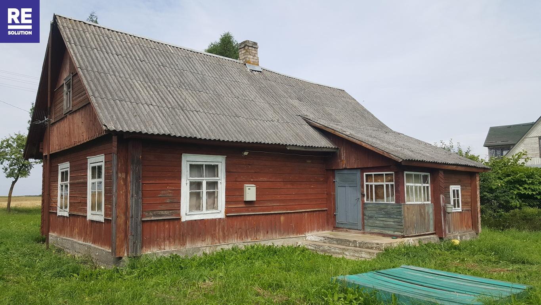 Parduodamas namas Prienų k., 63.1 kv.m ploto su 28 a. sklypu nuotrauka nr. 7