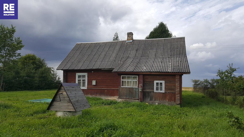Parduodamas namas Prienų k., 63.1 kv.m ploto su 28 a. sklypu nuotrauka nr. 8
