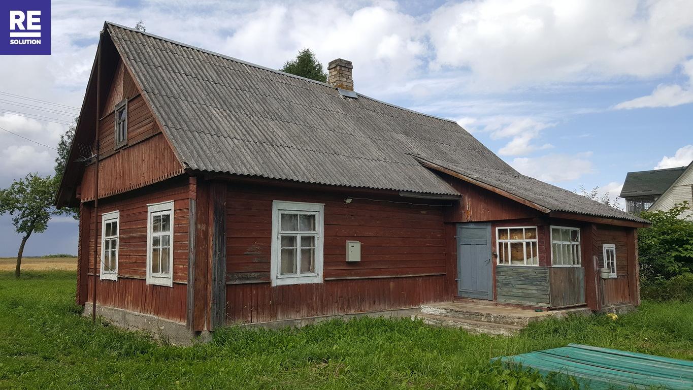 Parduodamas namas Prienų k., 63.1 kv.m ploto su 28 a. sklypu nuotrauka nr. 5