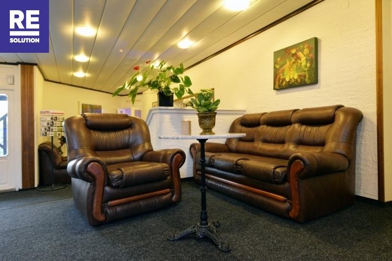 Nuomojamas 1069,31 kv.m pastatas viešbučio, medicinos įstaigos ar kitai paslaugų veiklai nuotrauka nr. 3