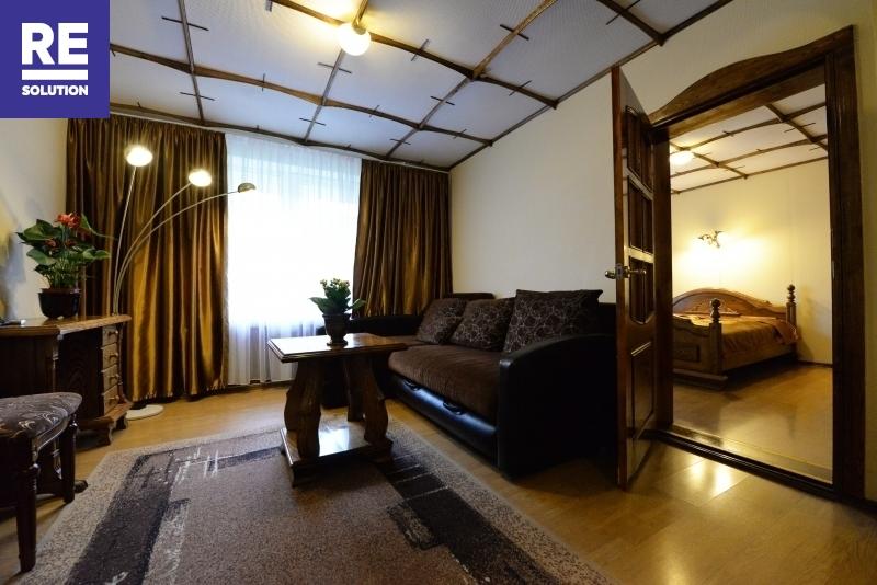 Nuomojamas 1069,31 kv.m pastatas viešbučio, medicinos įstaigos ar kitai paslaugų veiklai nuotrauka nr. 5