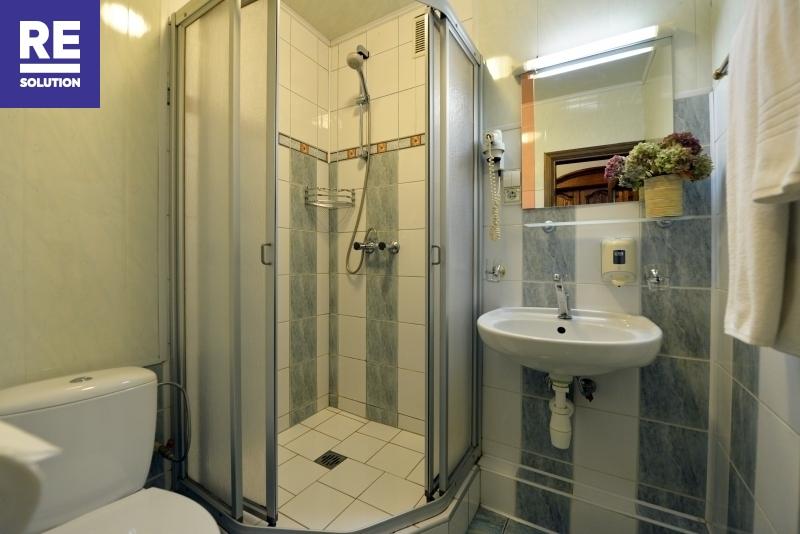 Nuomojamas 1069,31 kv.m pastatas viešbučio, medicinos įstaigos ar kitai paslaugų veiklai nuotrauka nr. 10