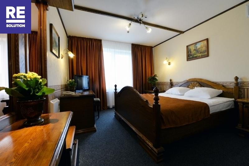 Nuomojamas 1069,31 kv.m pastatas viešbučio, medicinos įstaigos ar kitai paslaugų veiklai nuotrauka nr. 11