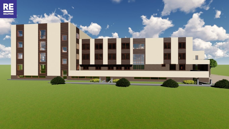 Nuomojamas 1069,31 kv.m pastatas viešbučio, medicinos įstaigos ar kitai paslaugų veiklai nuotrauka nr. 15