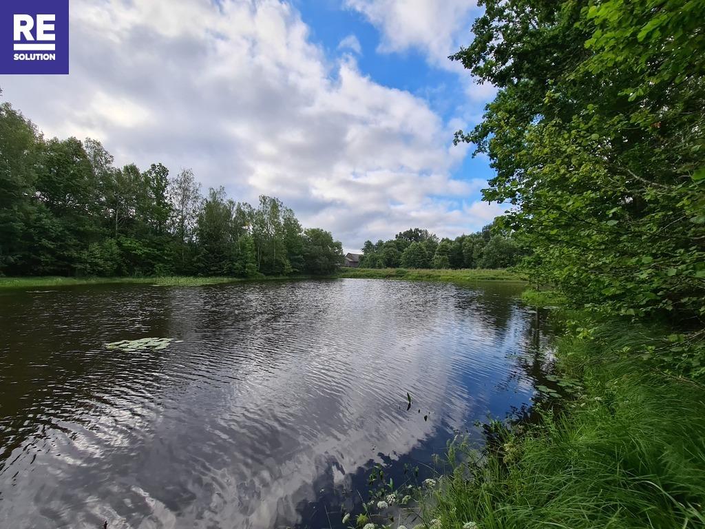 21,73 ha sklypas šalia tvenkinio, netoli automagistralės Klaipėda-Kaunas nuotrauka nr. 2