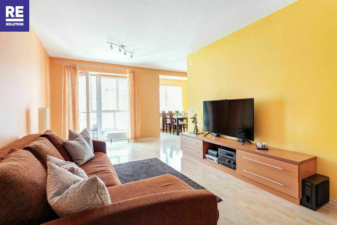 Parduodamas butas Liudviko Zamenhofo g., Fabijoniškėse, Vilniuje, 68.57 kv.m ploto nuotrauka nr. 3