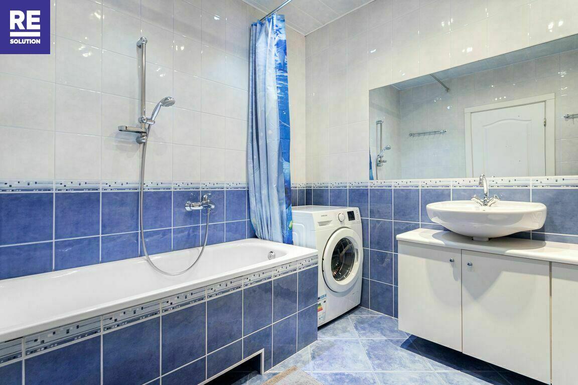 Parduodamas butas Liudviko Zamenhofo g., Fabijoniškėse, Vilniuje, 68.57 kv.m ploto nuotrauka nr. 16