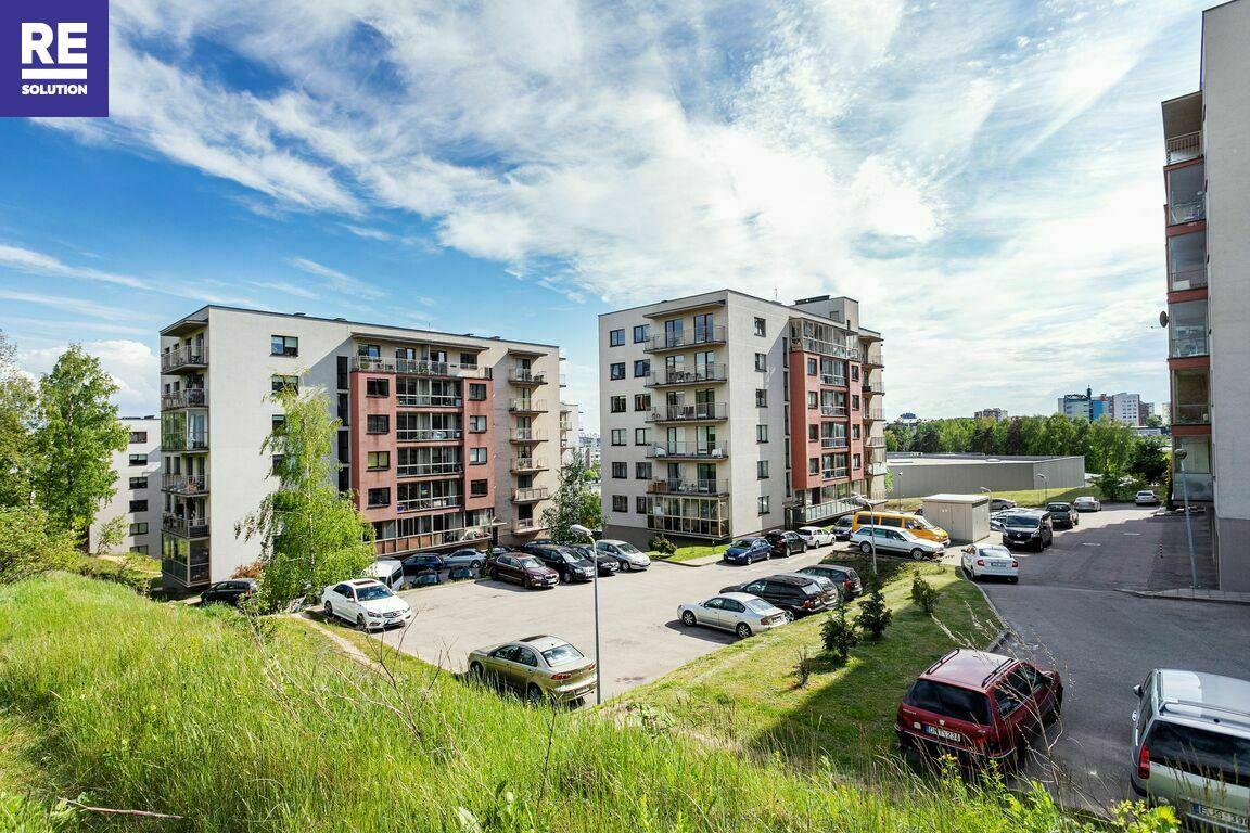 Parduodamas butas Liudviko Zamenhofo g., Fabijoniškėse, Vilniuje, 68.57 kv.m ploto nuotrauka nr. 24