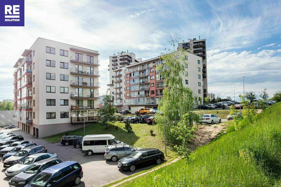Parduodamas butas Liudviko Zamenhofo g., Fabijoniškėse, Vilniuje, 68.57 kv.m ploto nuotrauka nr. 25