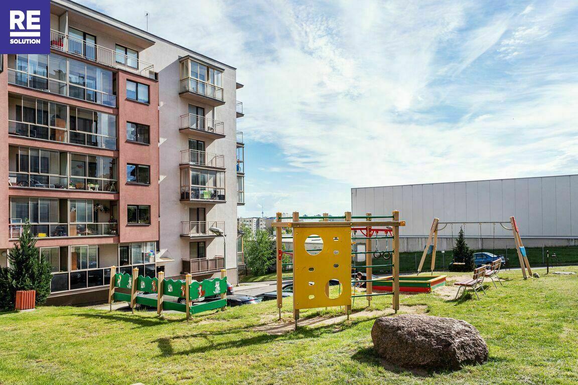 Parduodamas butas Liudviko Zamenhofo g., Fabijoniškėse, Vilniuje, 68.57 kv.m ploto nuotrauka nr. 27