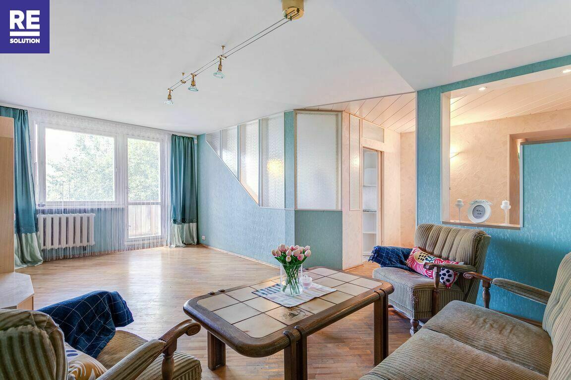 Parduodamas butas Debesijos g., Antakalnyje, Vilniuje, 80 kv.m ploto