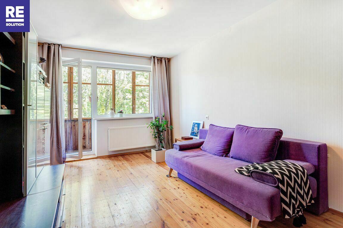 Parduodamas butas Žirmūnų g., Žirmūnuose, Vilniuje, 61.47 kv.m ploto