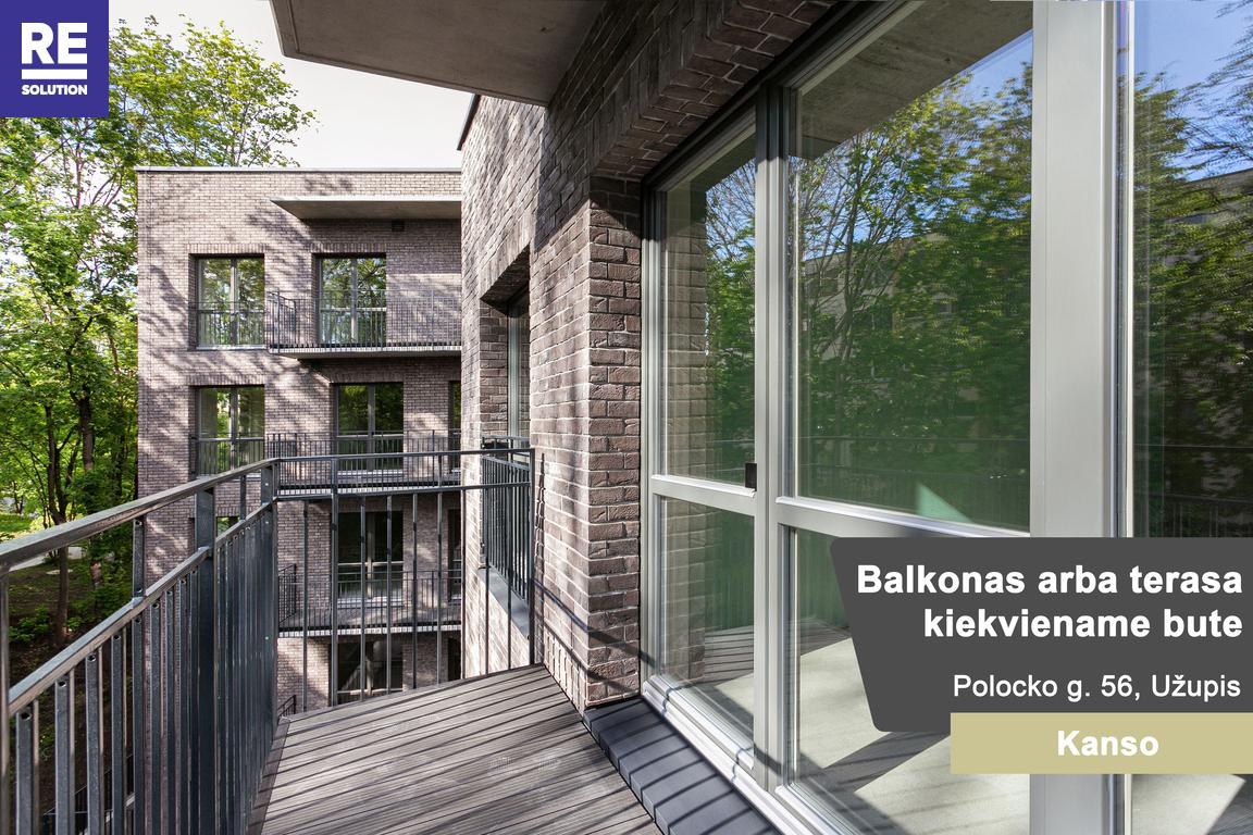 Parduodamas butas Olandų g., Vilniaus m. nuotrauka nr. 7