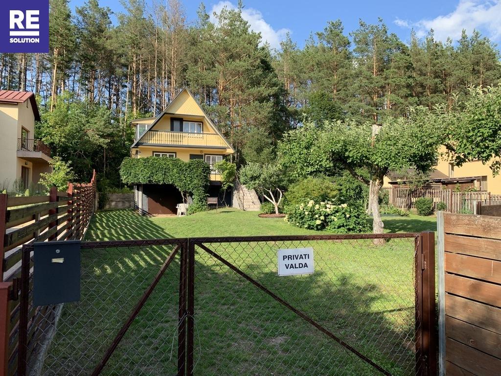 Parduodamas jaukus sodo namas Korių g., Balsiuose.
