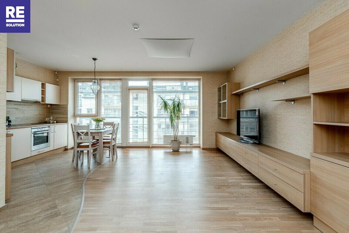 Parduodamas butas Vilkpėdės g., Naujamiestyje, Vilniuje, 57.57 kv.m ploto nuotrauka nr. 6
