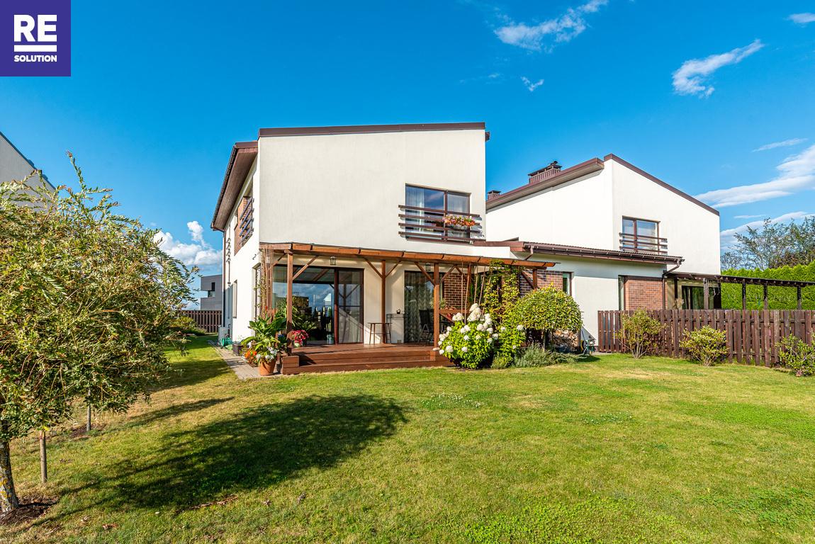 Parduodamas namas Svyronės g., Paneriuose, Vilniuje, 200 kv.m ploto nuotrauka nr. 2