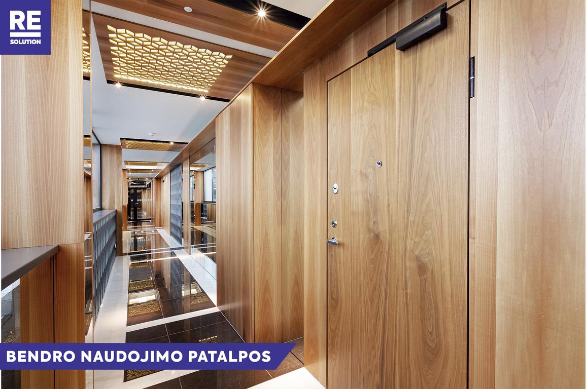 Parduodamas butas Saltoniškių g., Žvėryne, Vilniuje, 321.21 kv.m ploto, 5 kambariai nuotrauka nr. 13