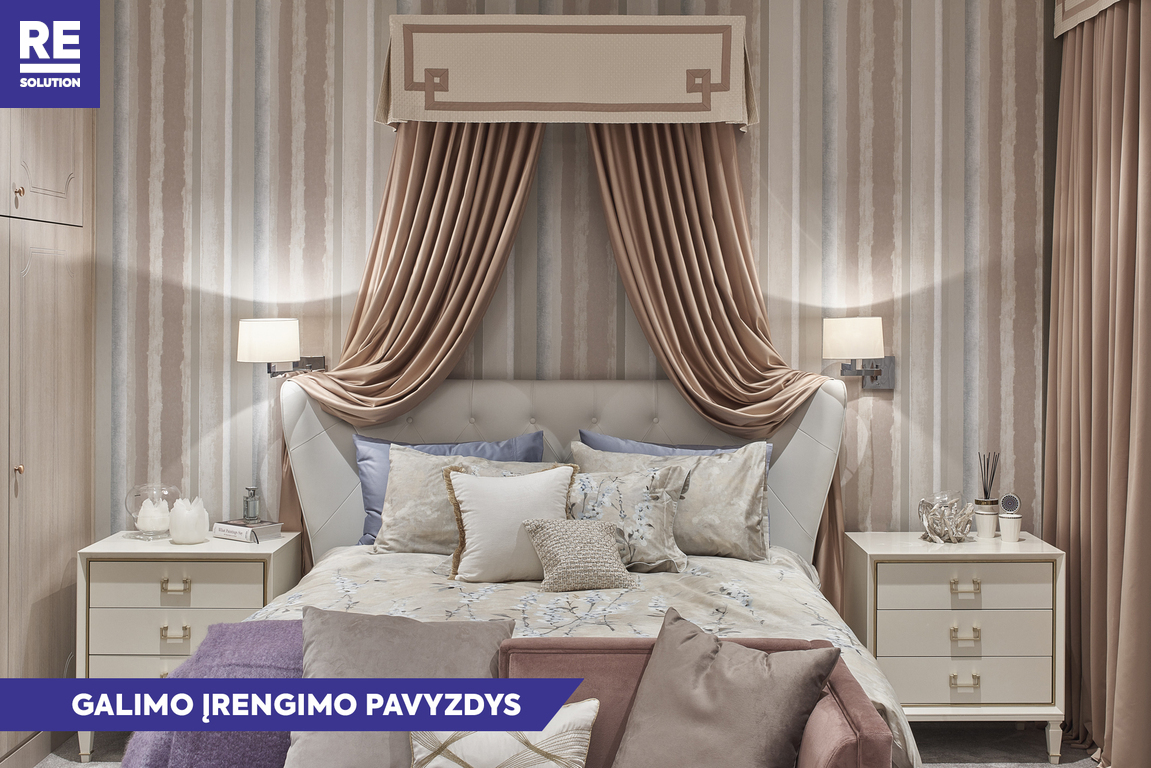 Parduodamas butas Saltoniškių g., Žvėryne, Vilniuje, 228.65 kv.m ploto, 5 kambariai nuotrauka nr. 7