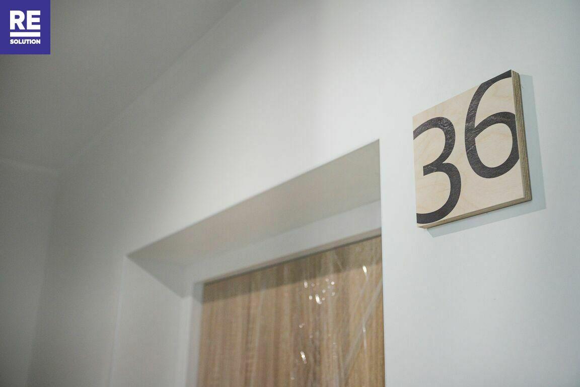 Parduodamas butas Polocko g., Užupyje, Vilniuje, 60.6 kv.m ploto nuotrauka nr. 15