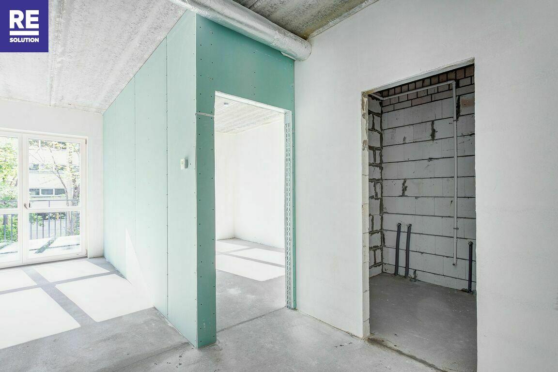 Parduodamas butas Polocko g., Užupyje, Vilniuje, 45.66 kv.m ploto nuotrauka nr. 13