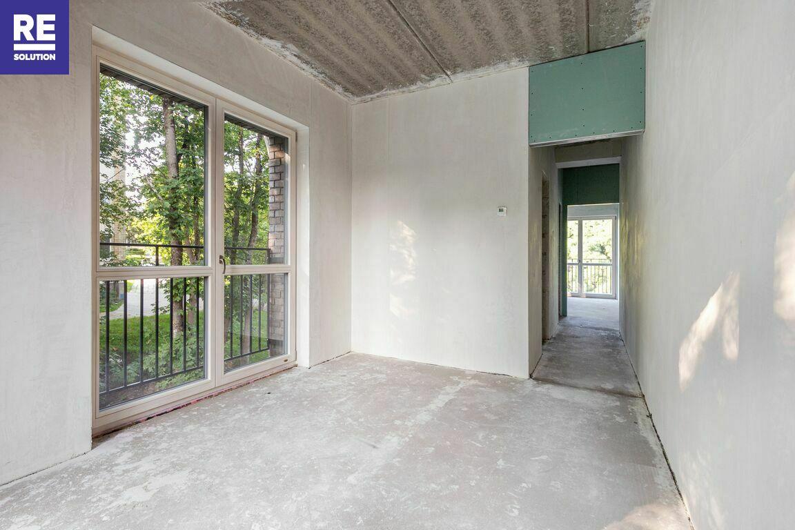 Parduodamas butas Polocko g., Užupyje, Vilniuje, 52.23 kv.m ploto nuotrauka nr. 5