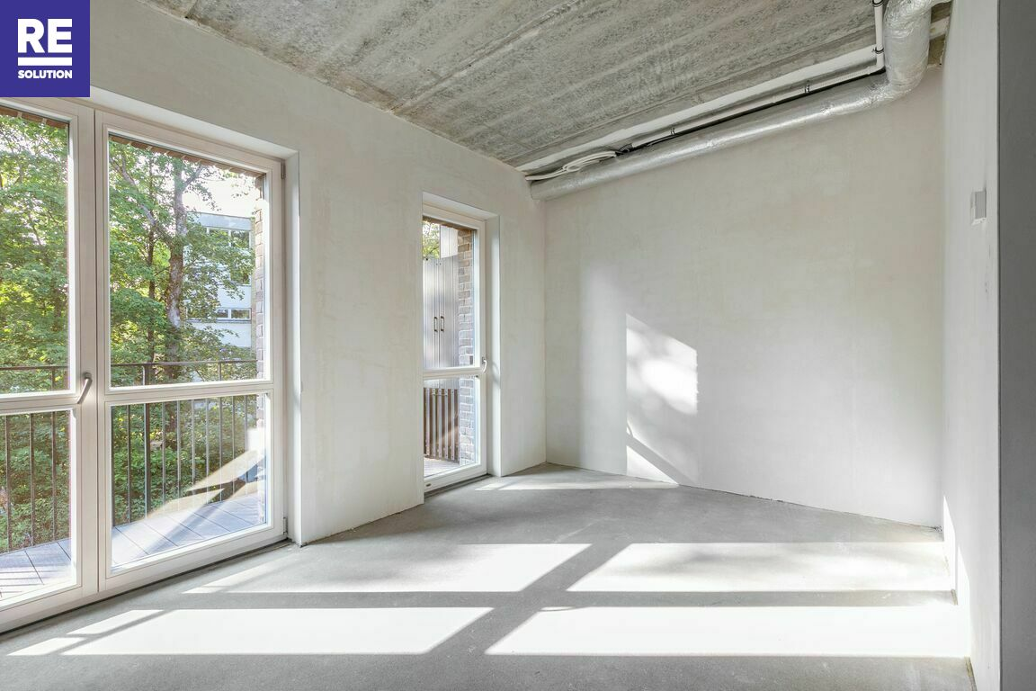 Parduodamas butas Polocko g., Užupyje, Vilniuje, 24.2 kv.m ploto nuotrauka nr. 5
