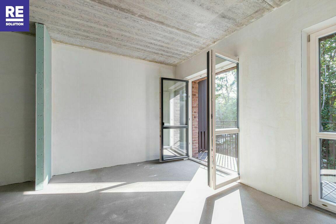 Parduodamas butas Polocko g., Užupyje, Vilniuje, 24.2 kv.m ploto nuotrauka nr. 2