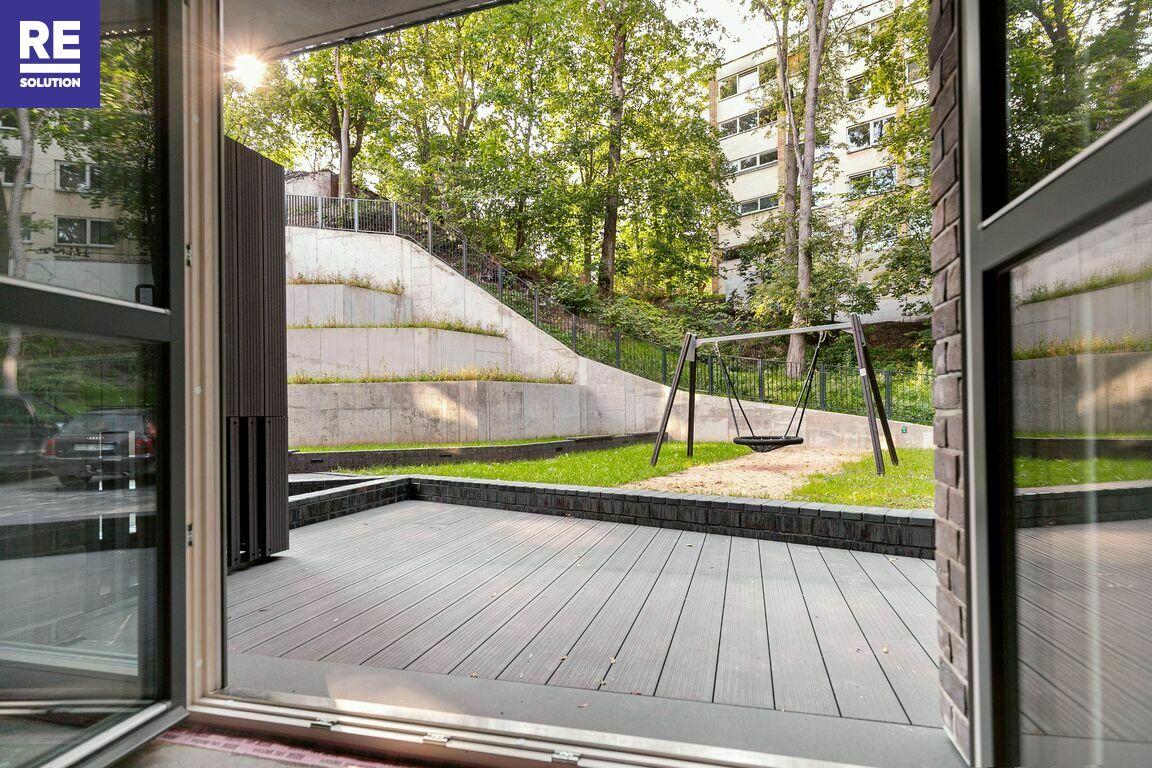 Parduodamas butas Polocko g., Užupyje, Vilniuje, 85.03 kv.m ploto nuotrauka nr. 4