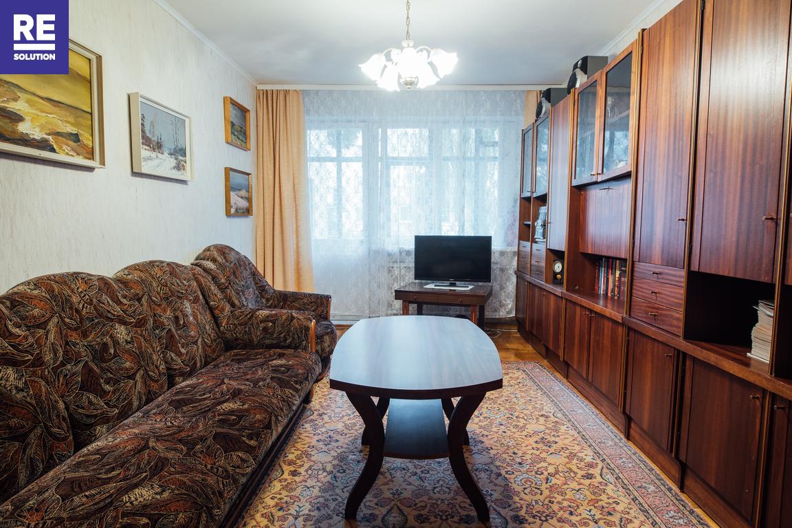 Parduodamas butas Kovo 11-osios g., Dainavoje, Kaune, 43.68 kv.m ploto nuotrauka nr. 2