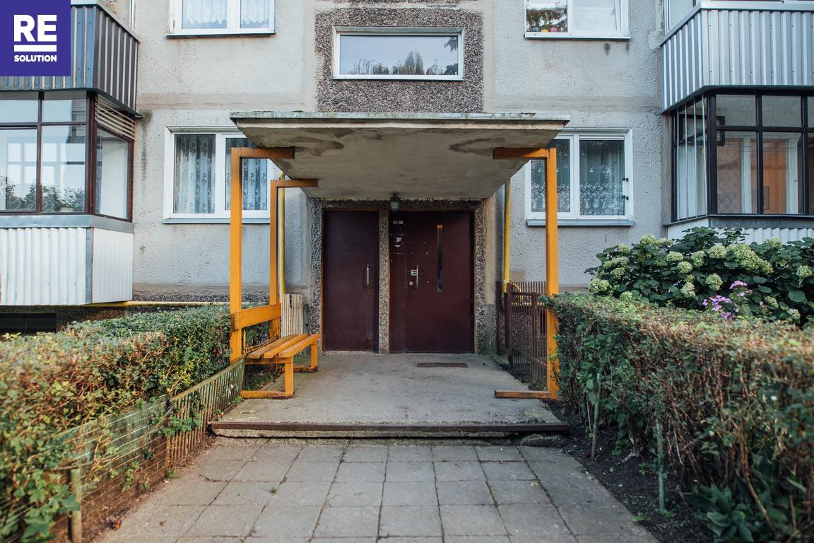 Parduodamas butas Kovo 11-osios g., Dainavoje, Kaune, 43.68 kv.m ploto nuotrauka nr. 14