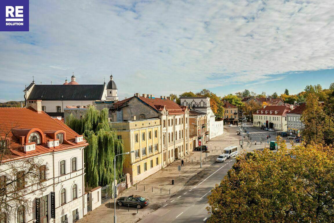Parduodamas butas Bazilijonų g., Senamiestyje, Vilniuje, 62.47 kv.m ploto nuotrauka nr. 9