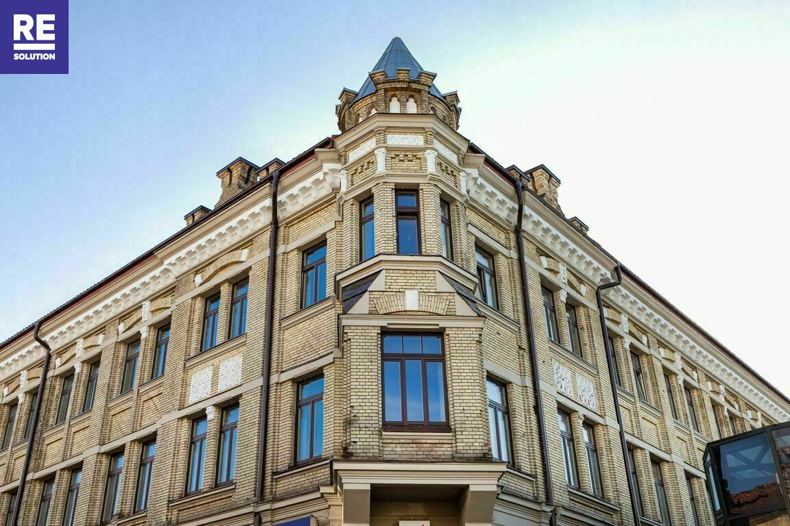 Parduodamas butas Bazilijonų g., Senamiestyje, Vilniuje, 104.51 kv.m ploto nuotrauka nr. 10