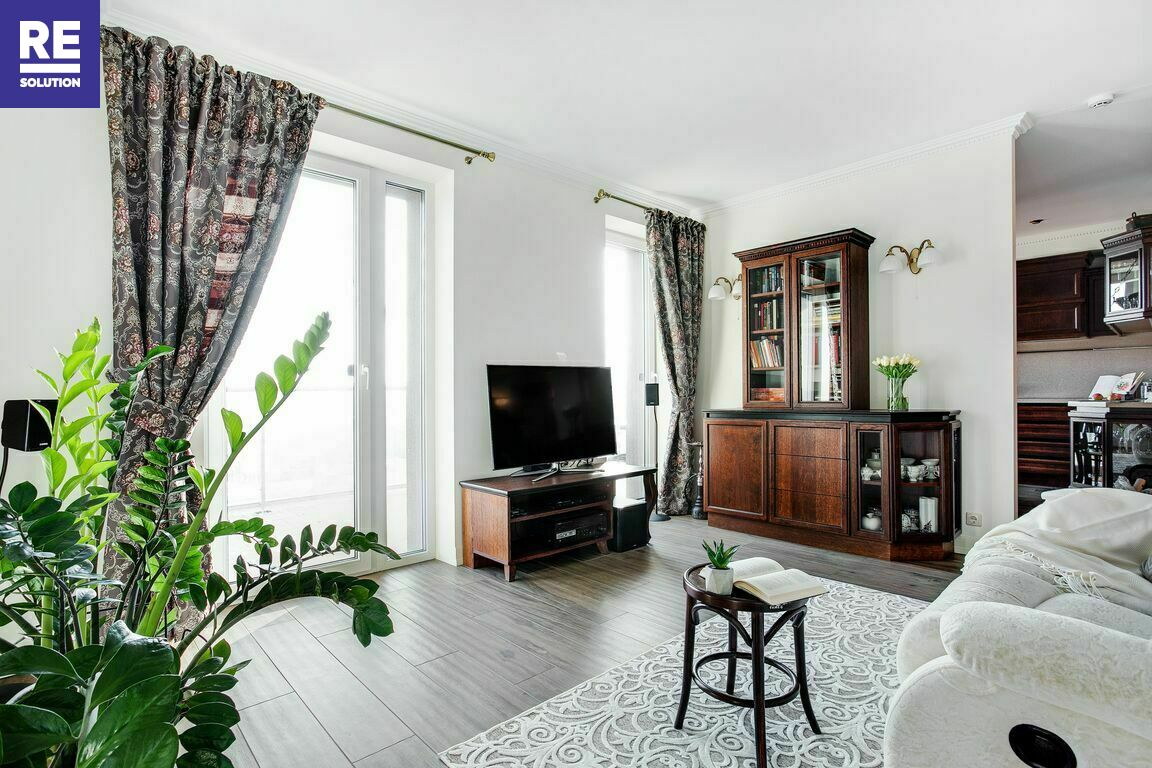 Parduodamas butas Žalgirio g., Šnipiškėse, Vilniuje, 92.06 kv.m ploto nuotrauka nr. 3