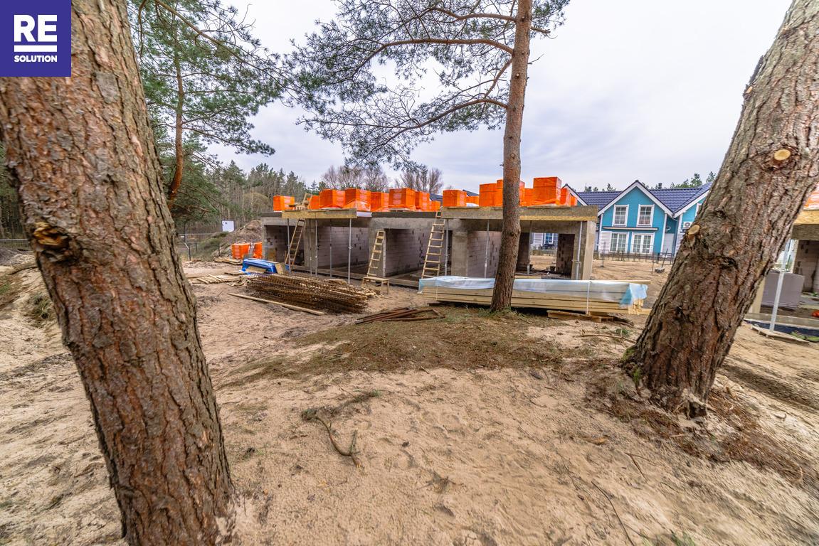 Palangoje ant jūros kranto uždarame namų kvartale parduodami blokuoti namai nuotrauka nr. 7