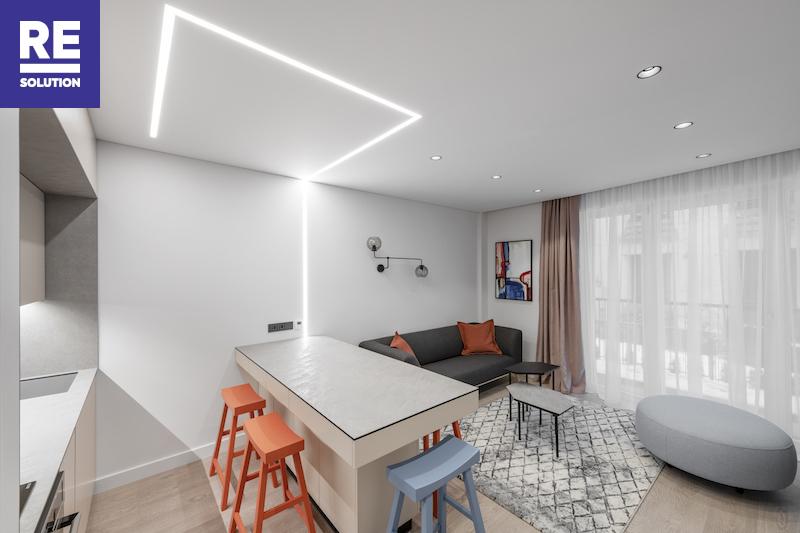 Nuomojamas butas Labdarių g., Senamiestyje, Vilniuje, 42.86 kv.m ploto