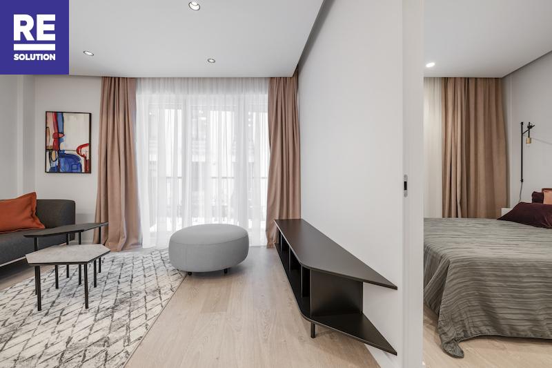 Nuomojamas butas Labdarių g., Senamiestyje, Vilniuje, 42.86 kv.m ploto nuotrauka nr. 31